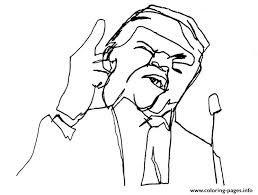 Small Picture donald trump super star Coloring pages Printable