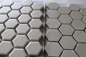 merola tile unglazed hex old world heritage