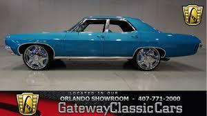 1970 Chevrolet Impala - YouTube