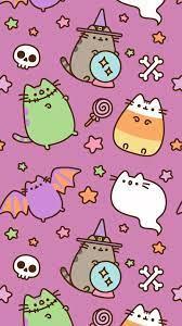 Pusheen Halloween Wallpapers ...