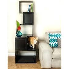 modern cat tree furniture. Designer Cat Tree Furniture Modern Plastic Climb Triangular .