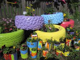 Decorate Your Garden Crafthubs And Decorated Pic Inspirations How To With  Tires Decorated Garden Pic