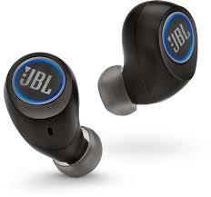 Купить Наушники с микрофоном JBL Free X, Bluetooth, черный в ...