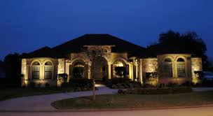 house to home lighting. led lights only 96 watts of power for entire exterior house to home lighting o