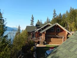 Lakeside Log Cabins For Sale In Canada