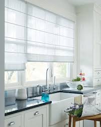 Kitchen Window Large Kitchen Window Treatments Window Treatments For Kitchen