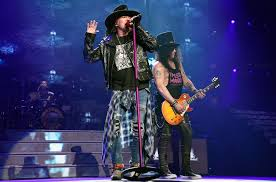 Guns N Roses Tour Dates For 2019 See Them Here Billboard