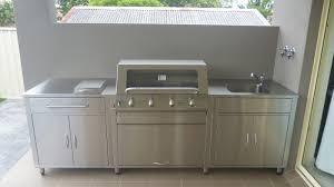 stainless steel outdoor kitchen. Bayview Stainless Steel Outdoor Kitchen