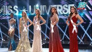 """ฟ้าใส ปวีณสุดา"""" เข้าชิงลึกสุด 5 คนสุดท้าย Miss Universe 2019 : PPTVHD36"""