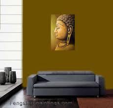 zen buddha painting modern wall decor abstract canvas prints