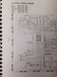 komatsu d20 wiring diagram komatsu wiring diagrams