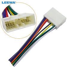 daewoo wire harness wiring diagram go leewa car audio radio stereo wiring harness adapter for daewoo daewoo wire harness