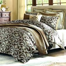 Bedding Sets Queen Black And White Quilt Fleur De Lis Set ...