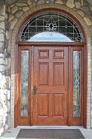 double door entrance main door arch design best of arch doors design two wooden front double doors entrance stock