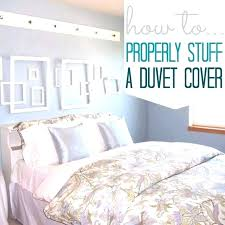 can a duvet cover be used on a comforter what to put in a duvet cover