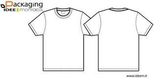 T Shirt Template Simple Tshirt Template Vector 44 Runticinoartelaniniorg