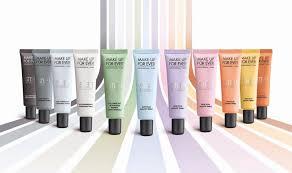 Новые <b>базы под макияж Make Up</b> For Ever Step 1 Skin Equalizer