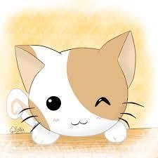 Résultat de recherche d'images pour 'chaton kawaii gif'