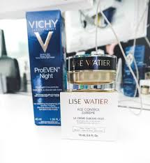 lise watier age control supreme vichy pro even night