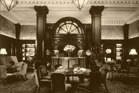 the round table at the algonquin hotel nyc