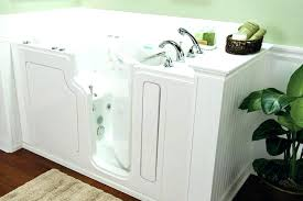 step in tubs cost gallery of walk in tubs bathtubs for seniors safe step tub inspirations