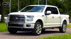 2016 Ford F-150 Limited Model Full Size Pickup Truck Exterior ...