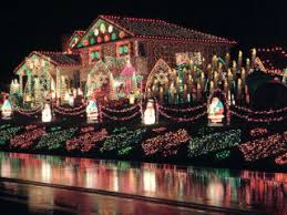 christmas lights on houses. Interesting Lights The Faucher Family In Delaware Have Built Extravagant Christmas Lights  Setups For 25 Years Now How Extravagant They Use 1000000 Lights And Lights On Houses T