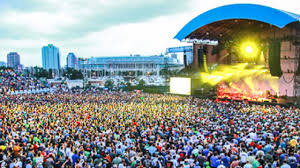 Huntington Bank Pavilion At Northerly Island Tickets And Concerts 2019 2020 Wegow