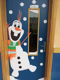 christmas office door decorations. snowman christmas door decorations 18 office