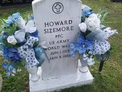 Howard Sizemore (1913-1986) - Find A Grave Memorial