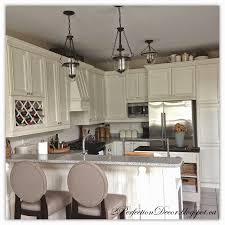 Pottery Barn Kitchen Lighting 2perfection Decor Painted French Country Kitchen Reveal