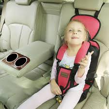 new car child seat universal fit toddler car seats children safety seats portable baby kid car thickening sponge seat belts