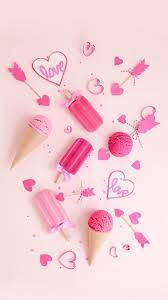 Cute Pink and Teal Wallpapers on ...