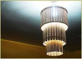 diy chandelier lamp shades