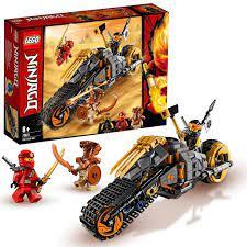 LEGO Ninjago Coles Offroad-Bike, 70672 LEGO®
