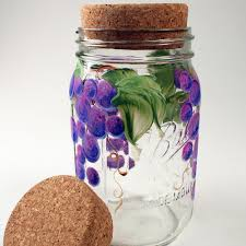 Decorative Mason Jar Lids Loew Cornell Transform Mason™ Wide Mouth Cork Stopper Lid for for 74
