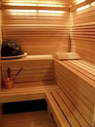 lighting ideas saunas