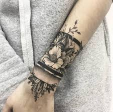 54 Classic Floral Tattoo Ideas For Spring Tattooblend