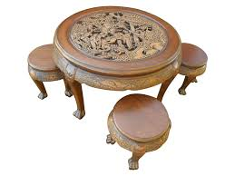 Japanese Dining Set Coffee Tables Category Long Coffee Table High End Coffee Tables