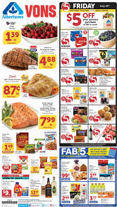 Updated on your online orders. Albertsons Flyer 07 10 2019 07 16 2019 Page 1 Weekly Ads