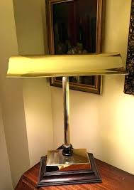 green library lamp banker style lamp style floor lamp bankers table lamp antique brass finish green library desk lamp vintage green library lamp