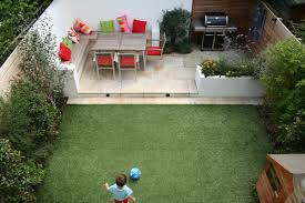 Small Picture Modern Garden Design Ideas Photos Uk Small Family Garden Trends