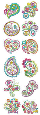 Best Machine Embroidery Images On Pinterest - Home machine embroidery designs