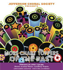 Thomas Jefferson My Chart Jefferson Choral Society Presents More Chart Toppers Of The Past Academy Center Of The Arts