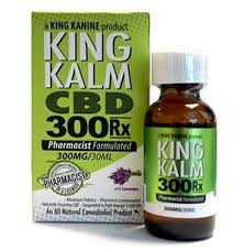 King Kanine King Kalm Cbd 300mg
