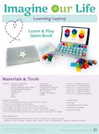 learn and play with the learning laptop