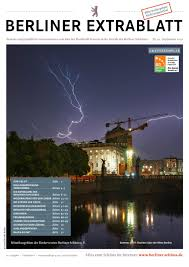 Hd ss 1 eps 14. Berliner Extrablatt Ausgabe 92 By Forderverein Berliner Schloss Issuu