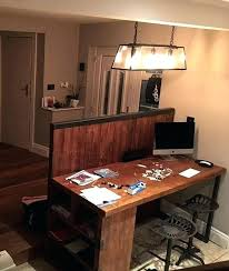 industrial style home office. Industrial Style Computer Desk Home Office  Medium Size Of .