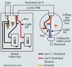 wiring a ceiling fan with light fan light wiring diagram awesome ceiling fan elegant wiring a