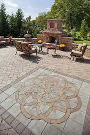 Paver Patio Designs Patterns Interesting Attractive Patio Paver Patterns Residence Decorating Ideas Paver